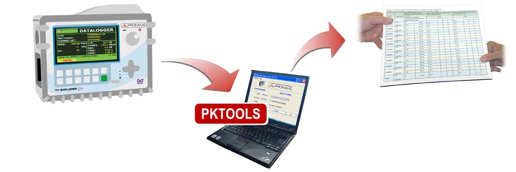 PKTOOLS software