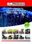 Catálogo de Instrumentación óptica ICT-2