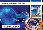 Katalog Antennenmessgeräte - TV Explorer HD+