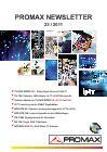 Katalog PROMAX Newsletter 23