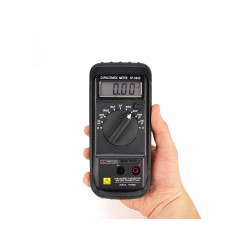 Capacímetro 20000 µF (20...