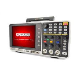 Analizador de espectros 3...